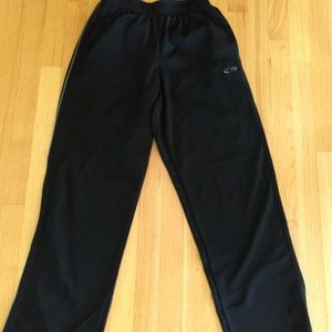 CG Men's Black Athletic Pants -Size Small